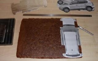 """Торт """"Автомобиль"""" - фото шаг 1"""