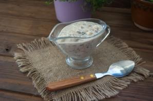 Соус с грибами и сыром - фото шаг 6