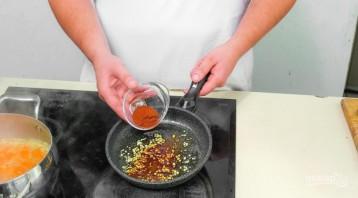 Простой рецепт супа-пюре из тыквы  - фото шаг 3