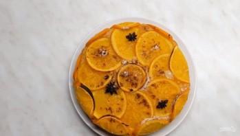 Простой пряный пирог с морковью и апельсинами - фото шаг 8