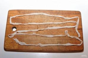 Домашняя сыровяленая колбаса - фото шаг 6