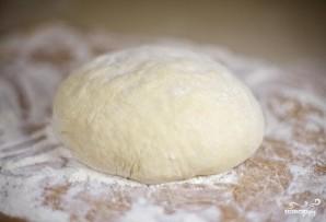 Быстрое тесто для пирожков с любой начинкой - фото шаг 6