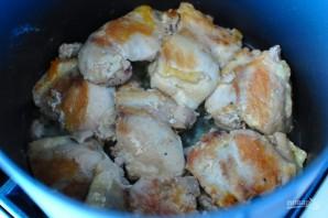 Каччиаторе (курица по-итальянски) - фото шаг 2
