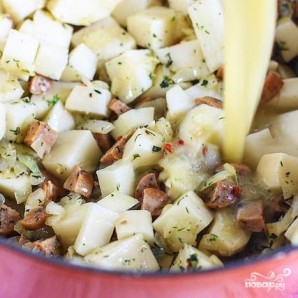 Картофельная похлебка - фото шаг 3
