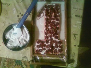 Торт на 1 год - фото шаг 5