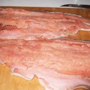 Рыба, запеченная с помидорами и сыром - фото шаг 2