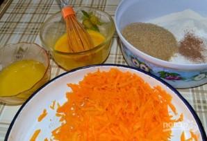 Тыквенный пирог с лимоном - фото шаг 1