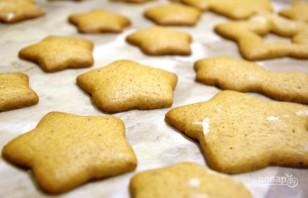 Рождественское печенье - фото шаг 6