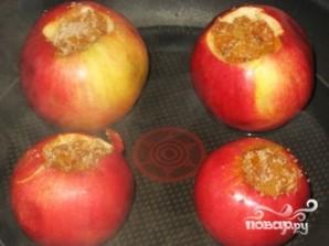 Яблоки запеченные в микроволновке - фото шаг 5