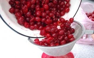 Вкусный вишневый пирог (оригинальный) - фото шаг 1