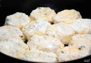 Сырники из кислого творога - фото шаг 4