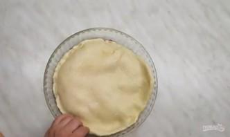 Сливовый пирог (открытый) - фото шаг 4