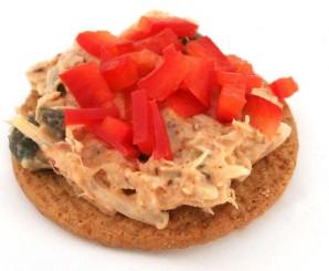 Салат из тунца без майонеза - фото шаг 3