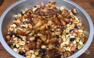 Ореховый десерт - фото шаг 6