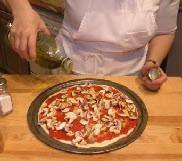 Пицца с грибами - фото шаг 3