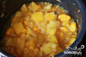 Куриные грудки с картофельными оладьями и чатни - фото шаг 1