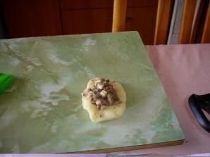 Зразы с печенью - фото шаг 5