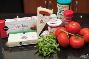 Пирог с помидорами - фото шаг 1
