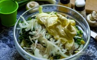 Салат из языка свиного - фото шаг 6