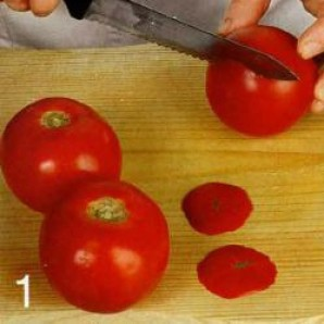 Фаршированные помидоры - фото шаг 1