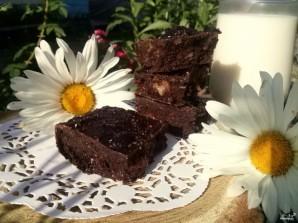 Шоколадный брауни - фото шаг 6