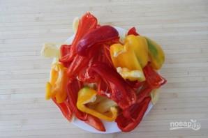 Салат с баклажанами (заготовки на зиму) - фото шаг 2