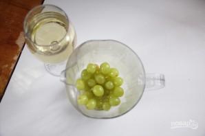 Маринованный виноград - фото шаг 3