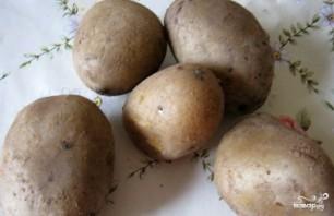 Тушеная кислая капуста с картошкой - фото шаг 1