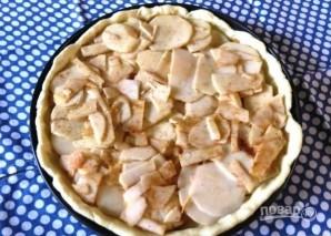 Цветаевский пирог с яблоками - фото шаг 4