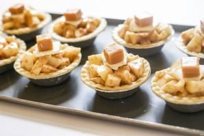 Тарталетки с яблоками - фото шаг 3