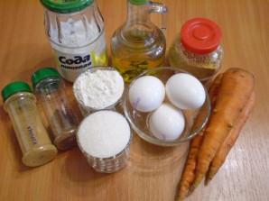 Морковный пирог - фото шаг 1