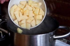 Вкусный фасолевый суп - фото шаг 8