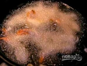 Креветки в соусе васаби - фото шаг 5