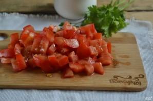 Овощи под сметанным соусом - фото шаг 6