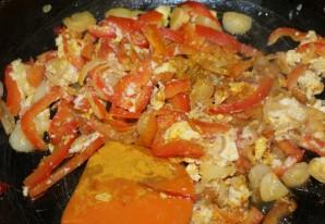 Рис по-тайски с курицей - фото шаг 3