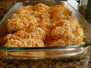 Курица под белым соусом - фото шаг 3