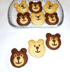 """Печенье """"Весёлые медвежата"""" - фото шаг 11"""