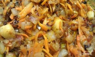 Тушеная картошка в горшочках - фото шаг 5