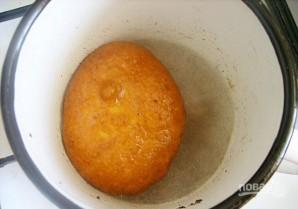 Пончики со сгущенкой - фото шаг 5
