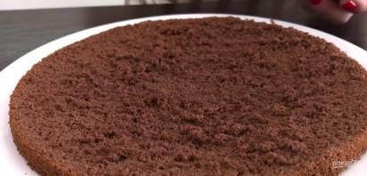 Шоколадно-ореховый торт (обалденный!) - фото шаг 4
