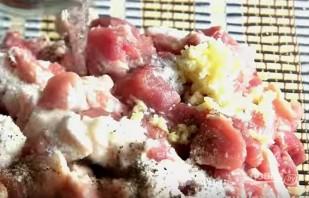 Колбаса домашняя простая - фото шаг 3