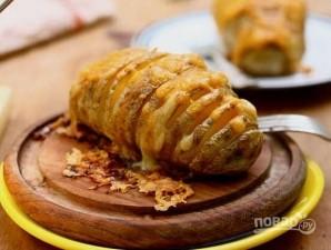 Печеный картофель - фото шаг 4