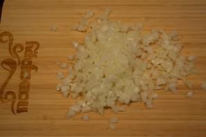 Тушеные баклажаны с фаршем - фото шаг 3