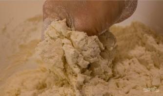 Тесто для лепешек в тандыре - фото шаг 3