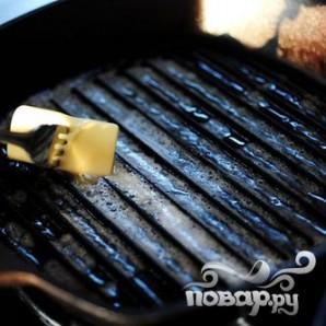 Стейк в сырном соусе - фото шаг 5