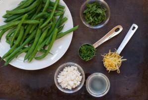 Салат из спаржевой фасоли - фото шаг 5