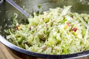 Рецепт капустного салата - фото шаг 4