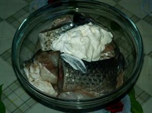 Запеченная рыба в сметане - фото шаг 3
