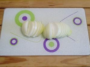 Салат с грибами и морковью - фото шаг 2
