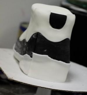 """Торт """"Найк"""" - фото шаг 5"""